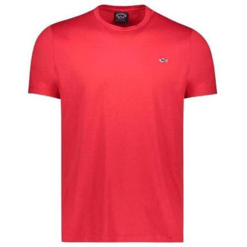 Paul & Shark T-Shirt Con Abzeichen