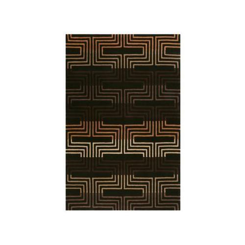 Teppichart Matrix Teppiche braun
