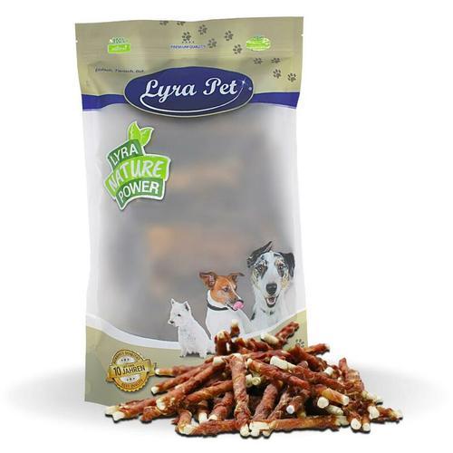 1 kg ® Kaurollen mit Entenbruststreifen - Lyra Pet