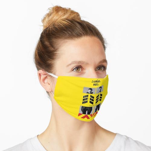 Sleaford Mods makjuosz Spareribs Maske