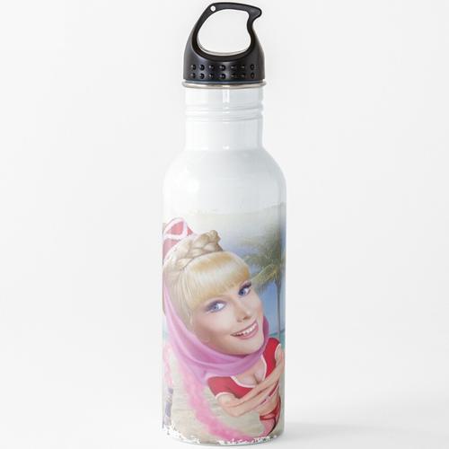 Ich träume von jeannie Wasserflasche