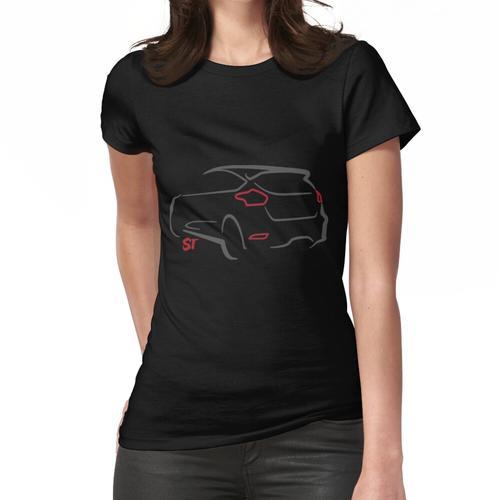Ford Focus St Focus ST Frauen T-Shirt