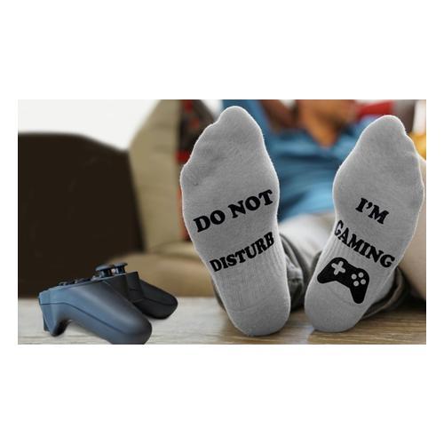 Gaming-Socken: 4 Paar