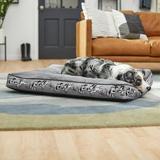 Disney Pluto Pillow Cat & Dog Bed, Gray, X-large