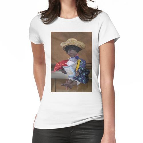 Waschmaschine Puppe Frauen T-Shirt