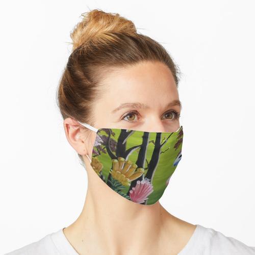 Biologisch abbaubar Maske