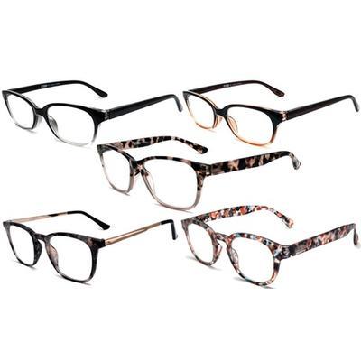 Storm Reading Glasses: Milky Gre...