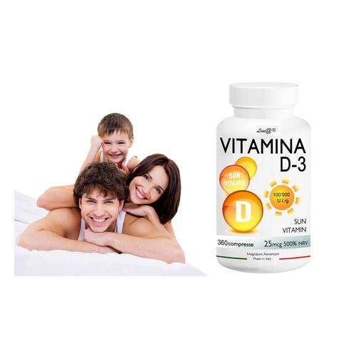 360 Tabletten Vitamin D