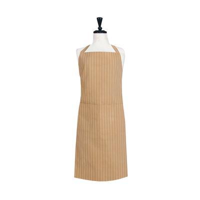Fresh Ideas Multi-Functional 100% Cotton 32x34 Apron by Levinsohn Textiles in Khaki