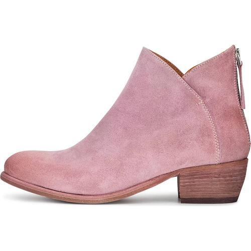 Thea Mika, Stiefelette Gipsy in rosa, Stiefeletten für Damen Gr. 39