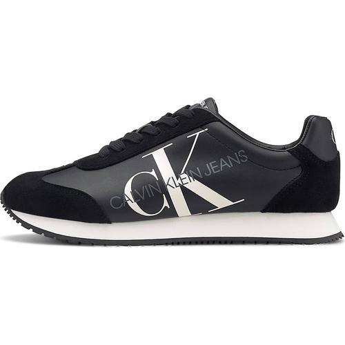 Calvin Klein Jeans, Sneaker Joele in weiß, Sneaker für Herren Gr. 44