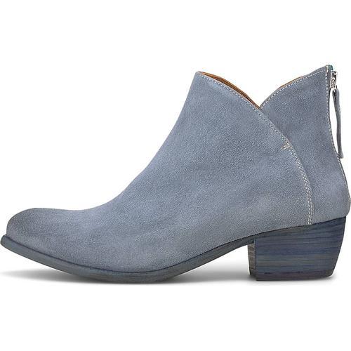Thea Mika, Stiefelette Gipsy in blau, Stiefeletten für Damen Gr. 38