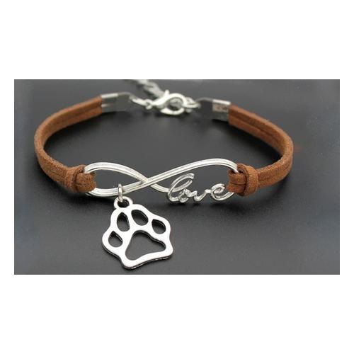 Armband: 2 / Minze und Rosa