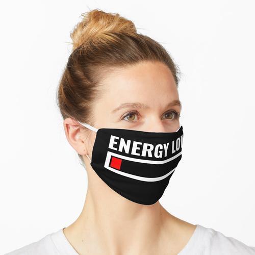 Batterien sind leer Maske