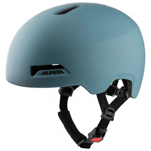 Alpina - Haarlem - Radhelm Gr 52-57 cm dirt /blau