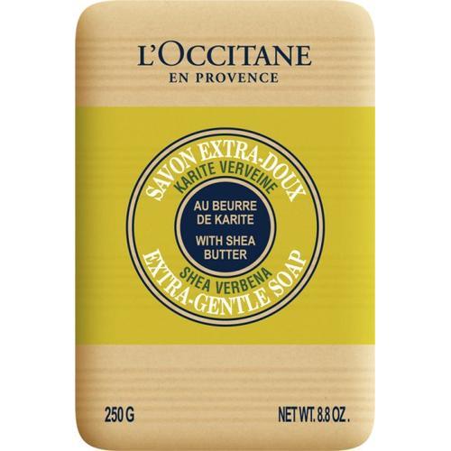 L'Occitane Shea Zitronen-Verbene Seife 250 g Stückseife