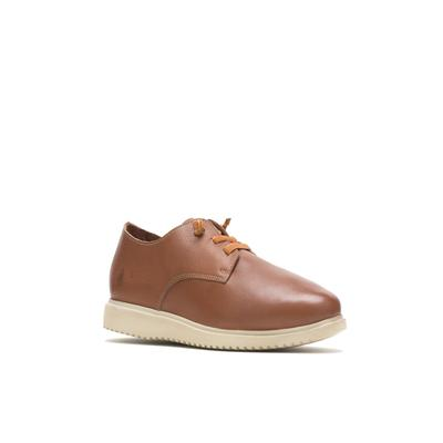 Men's The Everyday Lace-Up Shoe by Hush Puppies in Cognac Leather (Size 11 1/2 M)