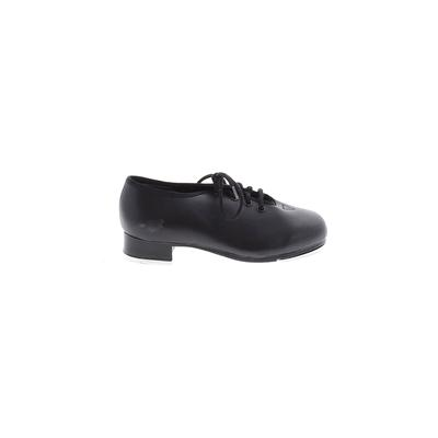 Dance Now Dance Shoes: Black Solid Shoes - Size 10