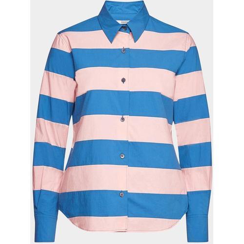 ODEEH Bluse aus Baumwolle