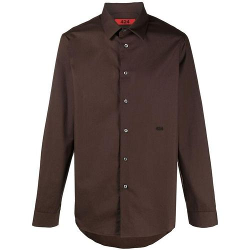 424 Klassisches Hemd