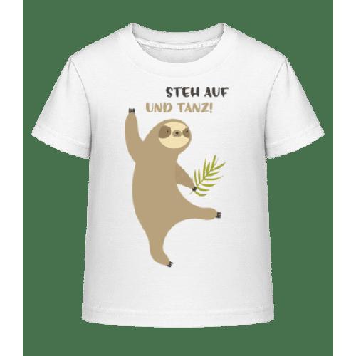 Steh Auf Und Tanz - Kinder Shirtinator T-Shirt