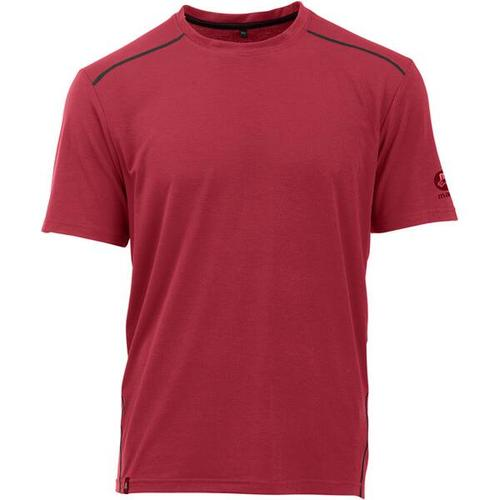MAUL Herren Grieskogel XT-1/2 T-Shirt, Größe 52 in chilli red
