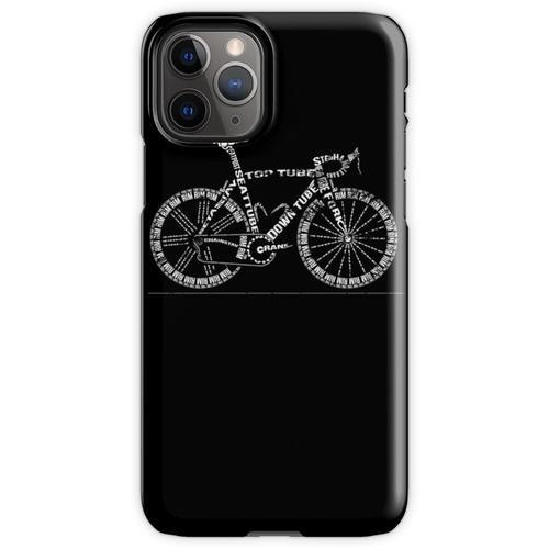 Fahrradgeschenk Drahtesel iPhone 11 Pro Handyhülle