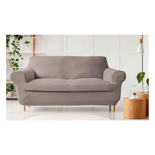 Bezug: Zweisitzer-Sofa / Creme