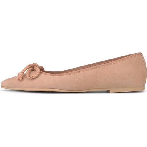 Pretty Ballerinas, Ballerina in rosa, Ballerinas für Damen Gr. 37 1/2