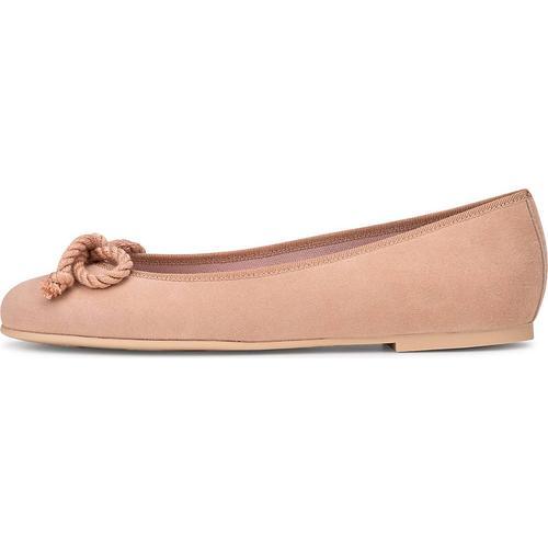 Pretty Ballerinas, Ballerina in rosa, Ballerinas für Damen Gr. 39