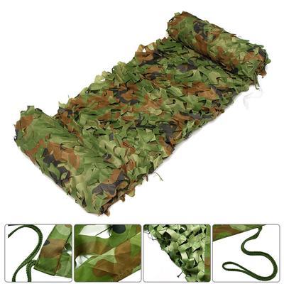 Filet de Camouflage en bois de 3x5M, filet de Camouflage, Protection de la vie privée, maille pour
