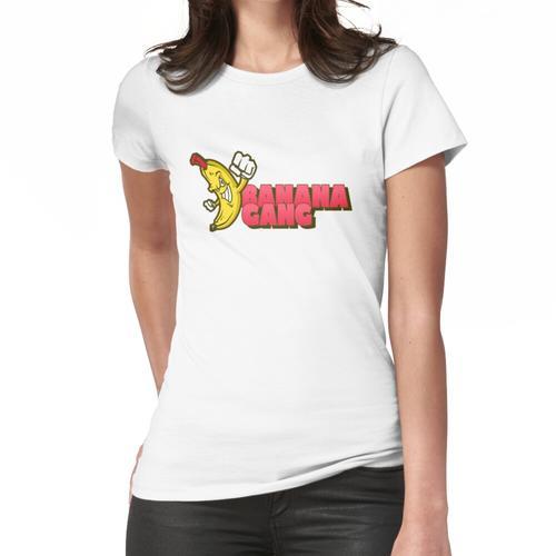 Bananenbande Frauen T-Shirt