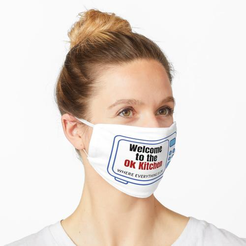 Ok Küche (Mikrowelle) Maske