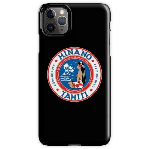 Hinano Tahiti Premium Bier iPhone 11 Pro Max Handyhülle