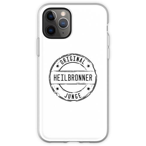 Heilbronn Heilbronner Junge Flexible Hülle für iPhone 11 Pro
