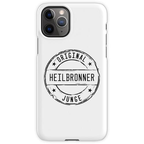 Heilbronn Heilbronner Junge iPhone 11 Pro Handyhülle
