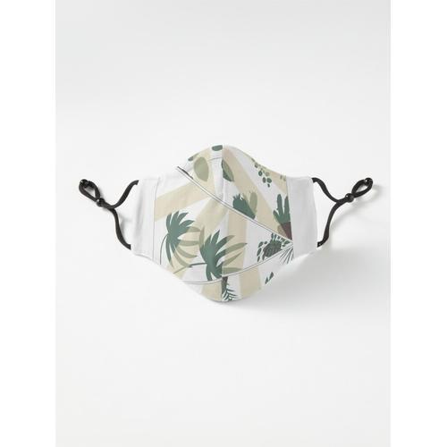 Zimmerpflanzen Maske