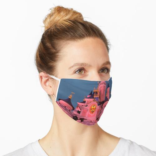Das Schloss der Belle au Bois schlummert Maske