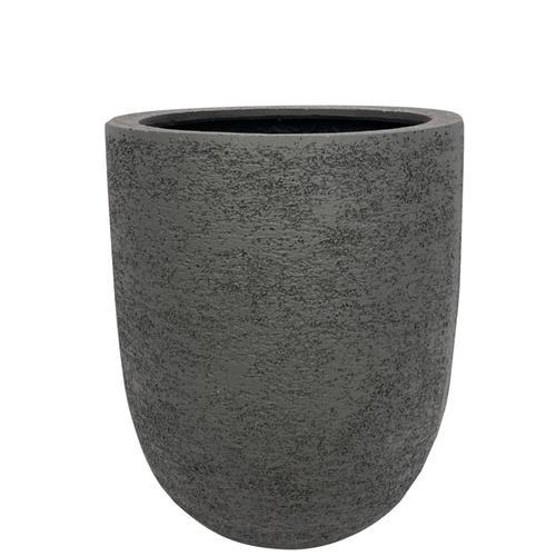 Blumentopf sand toronto espresso ø30 / H35 52 x 61 cm