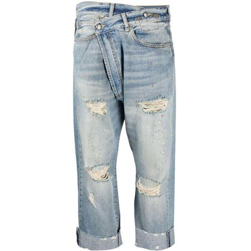 R13 Distressed-Jeans