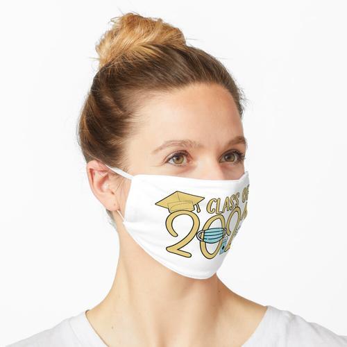 Pandemie-Abschlussklasse von 2021 - Abschlussklasse von 2021 Maske