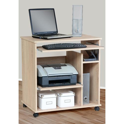 Computertisch Compi beige Computertische Bürotische und Schreibtische Büromöbel