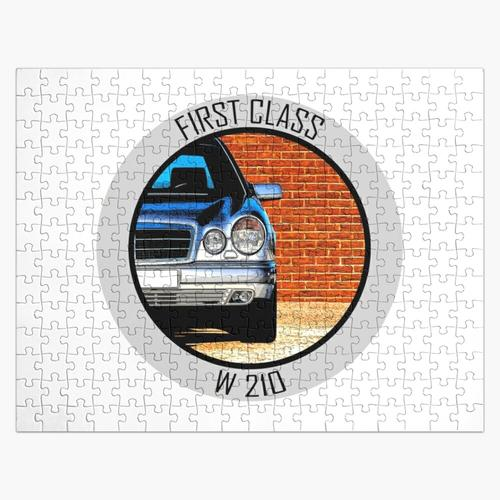 Mercedes Benz W210 - first class Puzzle