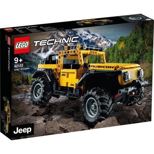 LEGO®Technic 42122 Jeep®Wrangler, bunt