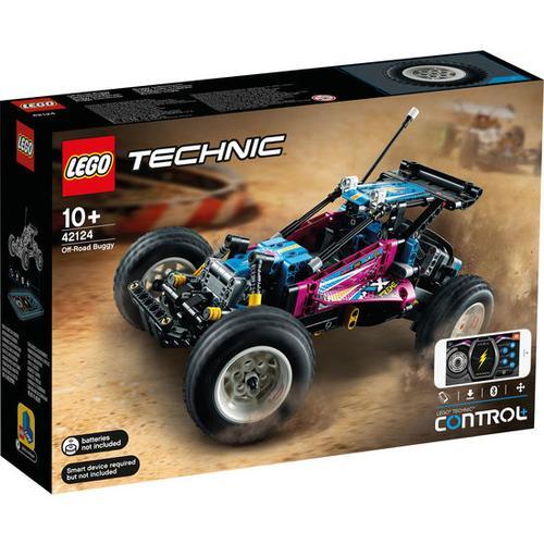 LEGO®Technic 42124 Geländewagen, bunt