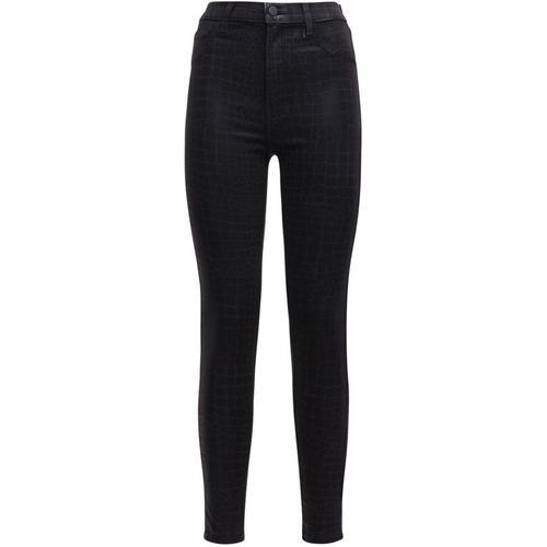 "J Brand Enge, Beschichtete Jeans ""leenah"""