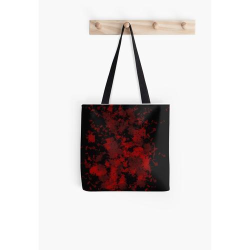 Blutspritzer Tasche
