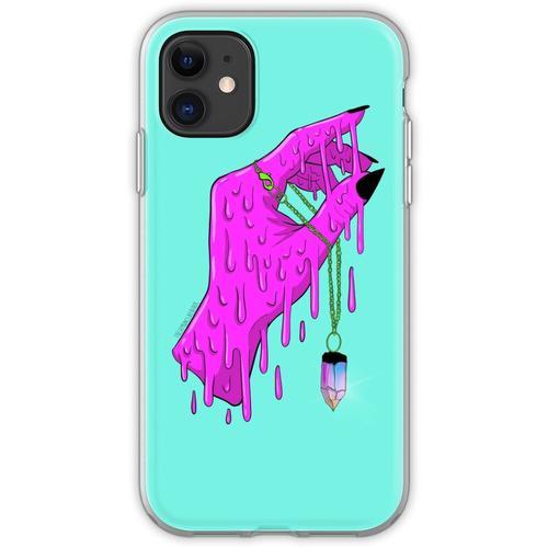 Kristallzauber Flexible Hülle für iPhone 11