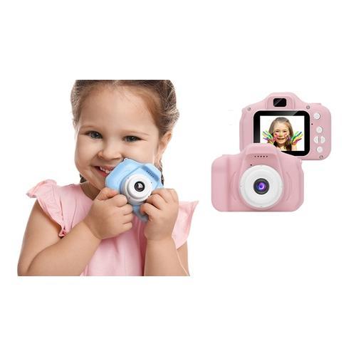 Kamera für Kinder: Blau/ Mit Speicherkarte