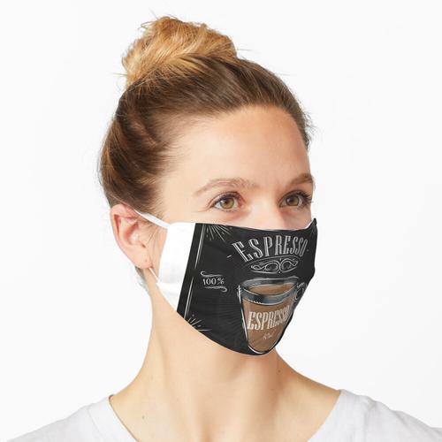 Espresso Nr. 9 Maske